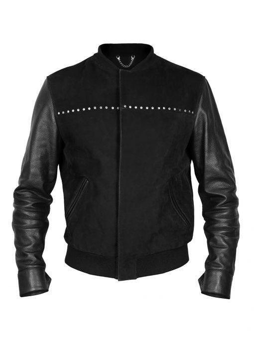 EYLEV HÖÖK Black College Jacket
