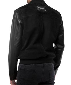 EYLEV HÖÖK Black College Jacket